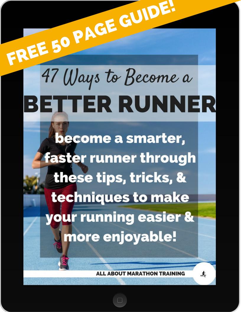 half marathon training program 12 weeks