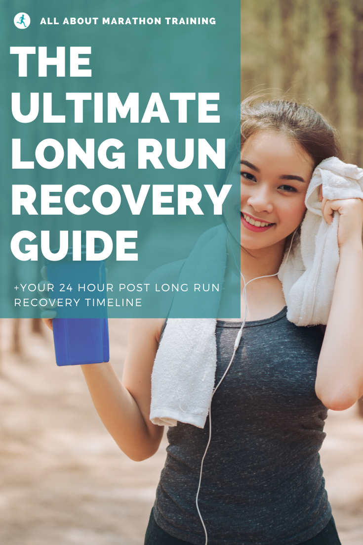 long distance running recovery