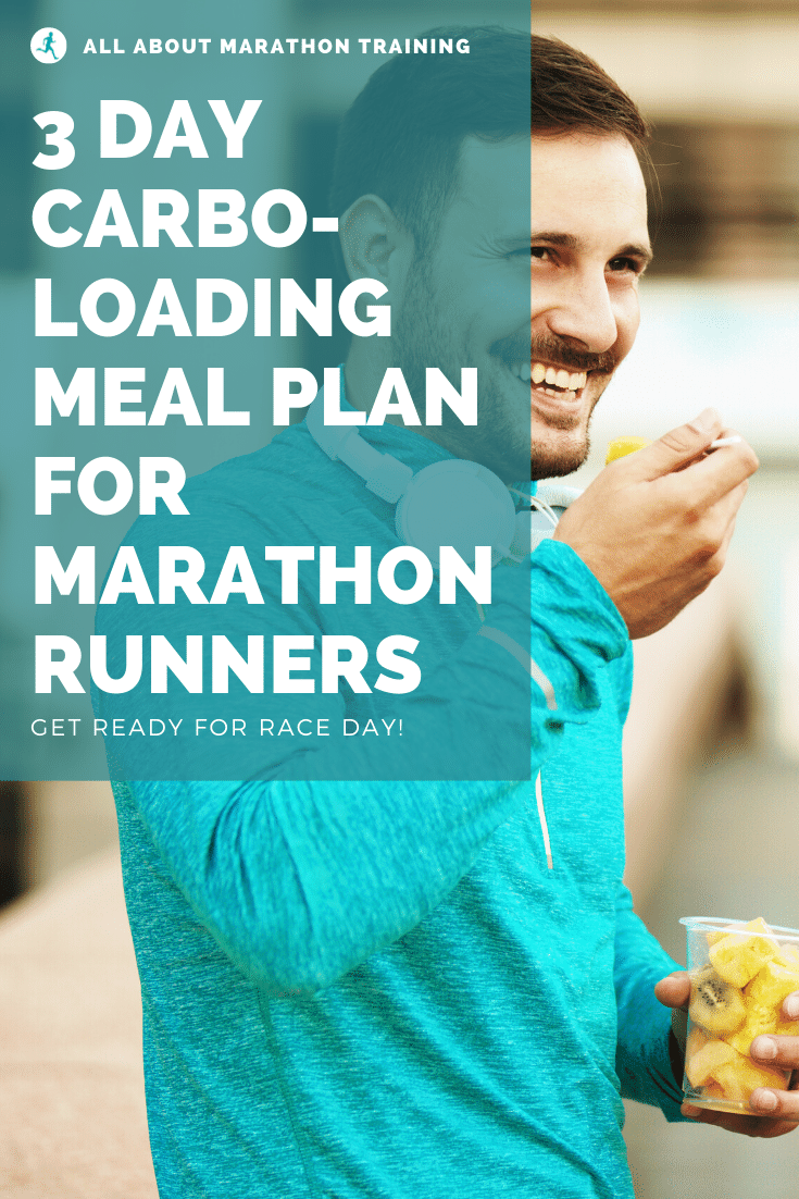 Carbo Loading Meal Prep Plan for Runners