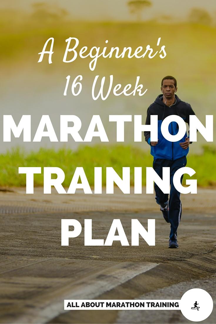 Beginner Marathon Training Plan