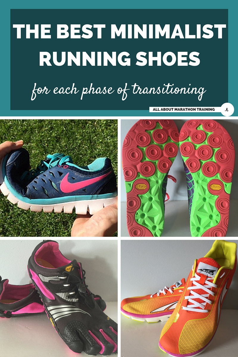 Best Transition Shoes For Barefoot Running