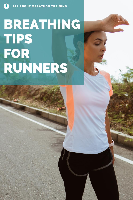 Breathing tips for runners