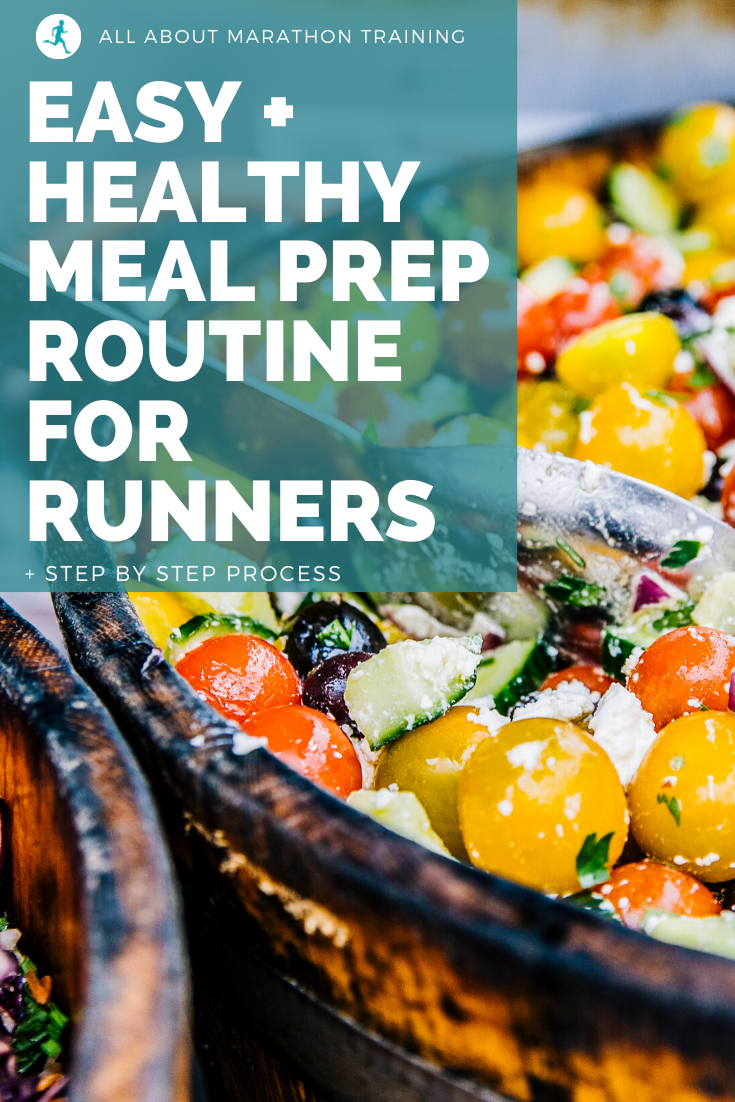 Easy Meal Prep Routine