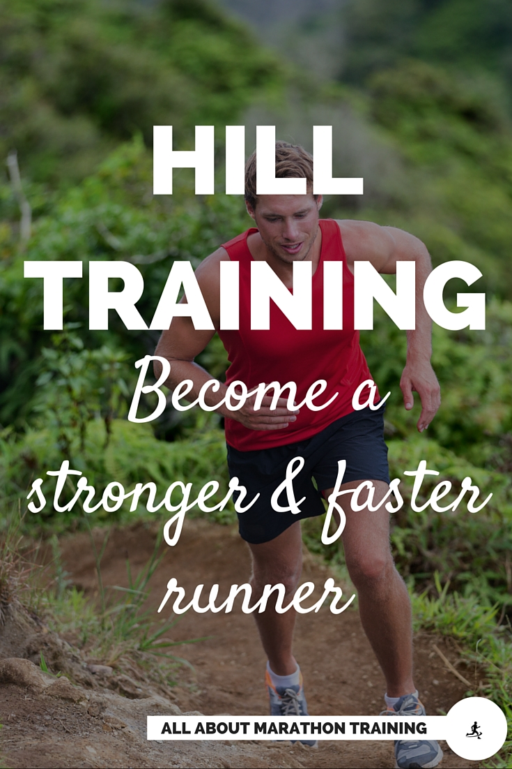 Hill Repeats Are The Best Way And Form Of Resistance Training For Runners