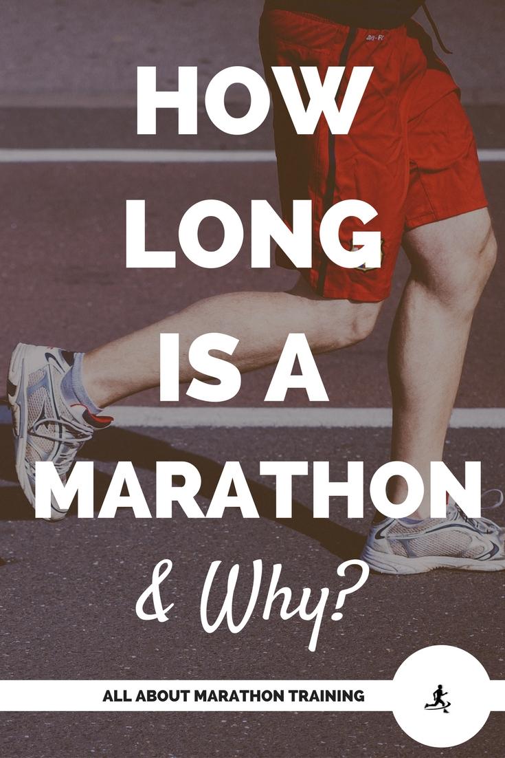 How Long Is A Marathon?