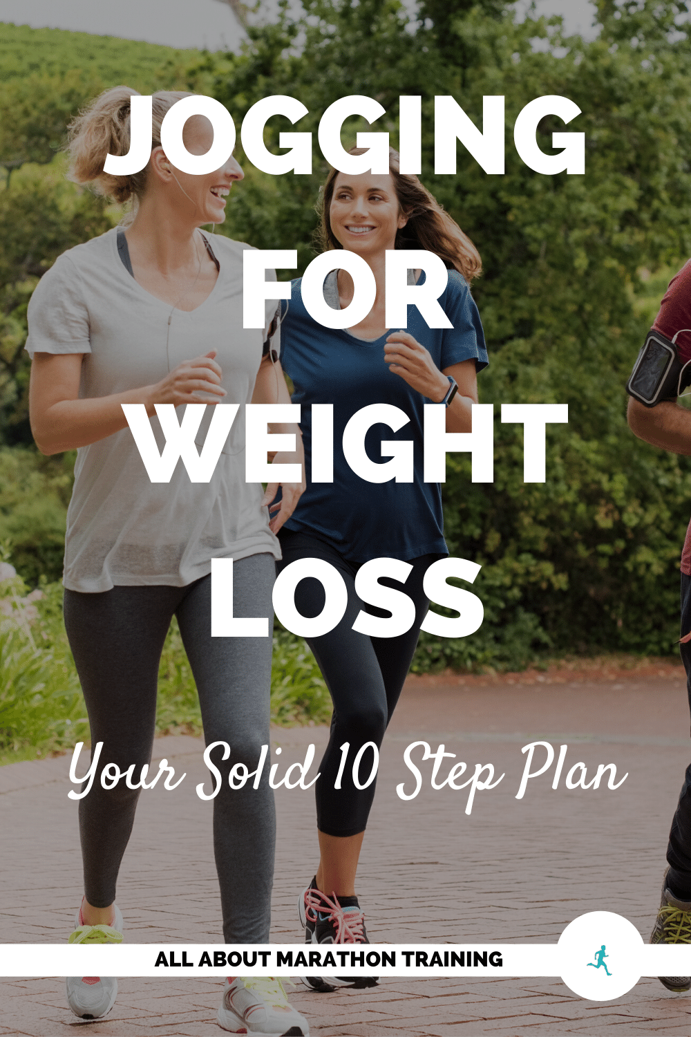 Jogging For Weight Loss Schedule: Your Solid 10 Step Plan