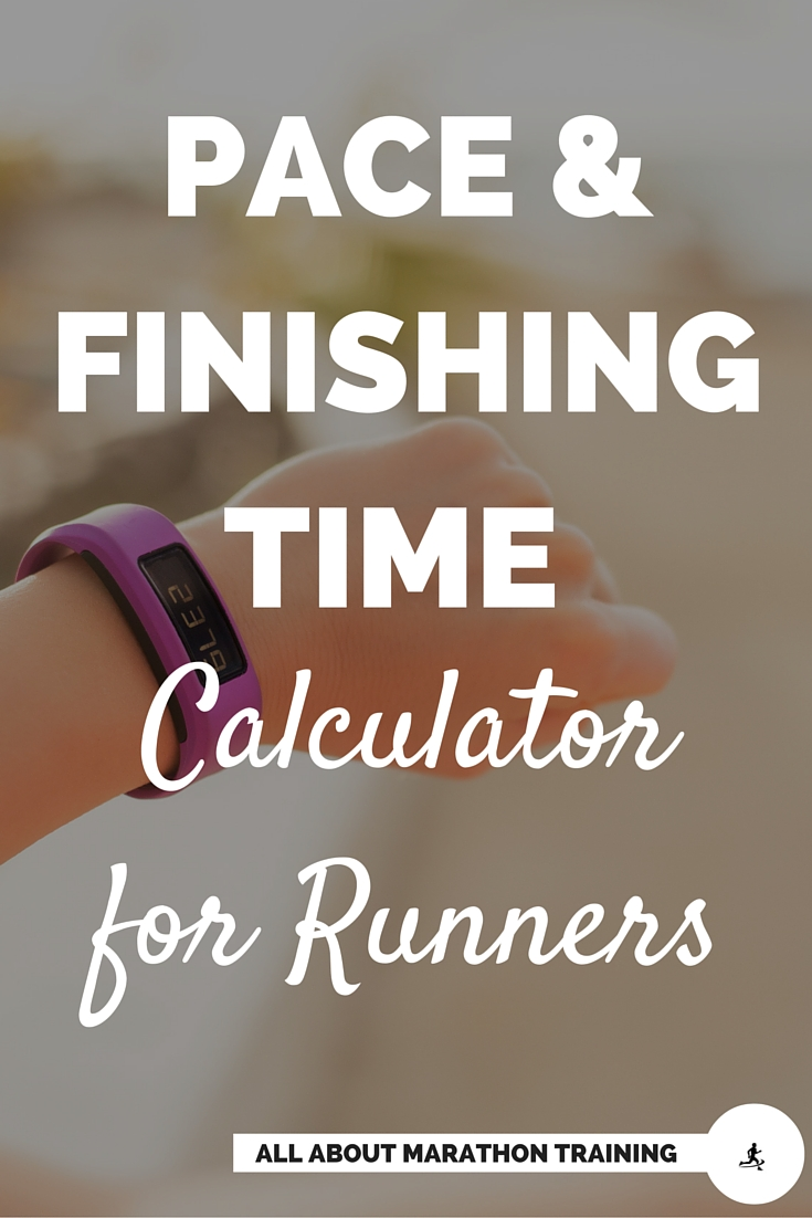Pace calculator free pace calculator miles split chart nvjuhfo Images