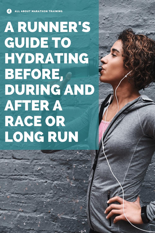 Hydration Running Tips