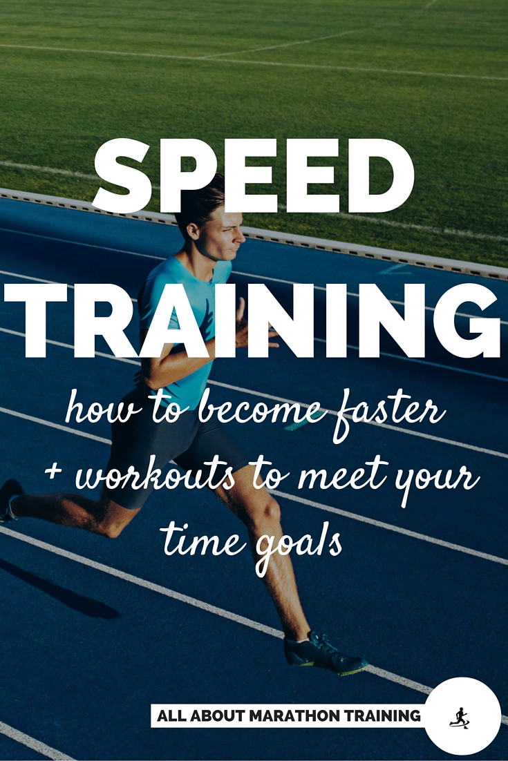 speed training for runners