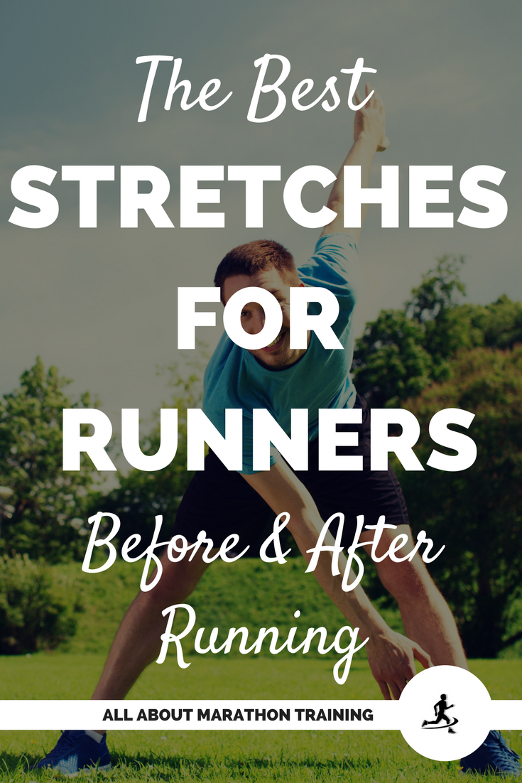 the best stretches for runners for before amp after running
